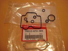 Honda XR200R XR250R XL250R XR350R XL350R carburetor carb gasket kit OEM