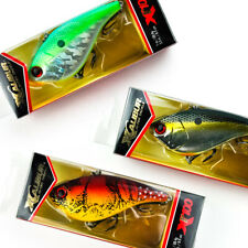 "XCALIBUR XR100 Lipless Rattle Crankbait Fishing Lure 3.5"" 1oz - PICK"