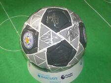 More details for ball squad signed by the 2020/21 leicester city fc fa cup winning first team