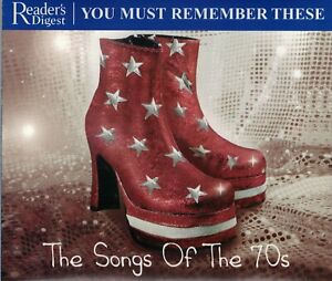 Readers Digest - You Must Remember These - Songs Of The 70s (3CDs)