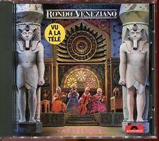 RONDO VENEZIANO - ARABESQUE - CD ALBUM
