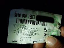 Belden 9910 10awg Premium Tinned Copper PVC Hook-up/Lead Wire 105C 600V Bk/250ft
