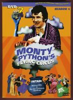 Monty Python's Flying Circus New 2 DVD Box Set Season 4 Set 7 BBC British Comedy