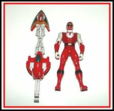 Power Rangers Ninja Storm: Red Ranger with DX Megazord Transforming Sword