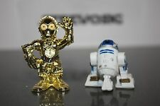 Star Wars Galactic Heroes Astromech Droid R2D2 C3PO Lot
