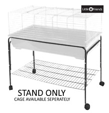 Indoor Rabbit Cage Stand to fit 120cm Little Friends Rabbit/Guinea pig Cage