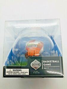 Dashing Fine Gifts Basketball Game Shoot Hoops, Fun Lights, Cheering Sound NIB