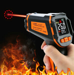 Temperature Gun Non-contact Digital Laser Infrared IR Thermometer Temp Meter