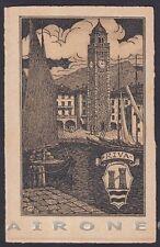 TRENTO RIVA DEL GARDA 86 STEMMA ARALDICA Cartolina