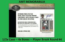 Joe DiMaggio New York Yankees 2020 Topps Sterling HALF CASE 4X BOX BREAK #4