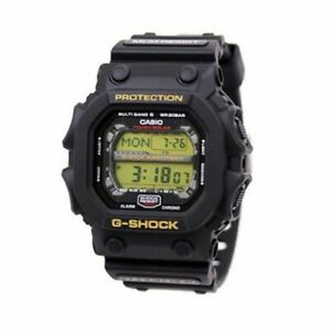 Casio G-SHOCK GXW-56-1BJF Tough Solar Radio Watch MULTIBAND 6 Digital Men Watch