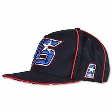 VR46 Scott Redding 45 MotoGp Cap Hat Blue / Union Jack Peak - One Size