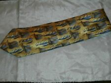 2005 Jerry Garcia Warthog Glasses Collection 40 Silk Tie Ltd Edition