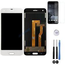 ECRAN LCD + VITRE TACTILE BLOC COMPLET ASSEMBLE POUR HTC ONE A9S BLANC VERRE