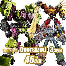 Transformers Oversized Devastator Predaking Bruticus JINBAO 6in1 Action Figure