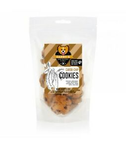 Darby's Dog Bakery & Deli oven-baked Carob-chip dog treat cookies 180g