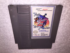 Fox's Peter Pan and the Pirates (Nintendo NES, 1991) Game Cartridge Nice!