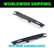 BMW M4 F82 F83 Gloss Black Side Vents M Performance Left+Right Genuine