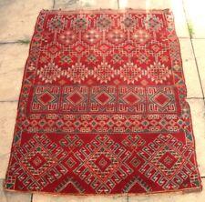 Antique HANDMADE Persian Caucasian vegtable dye rug 125 x 95 cm