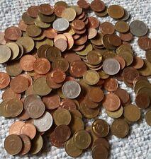 DM -Münzen und Pfennig  Konvolut  ca. 500 Gramm nicht gezählt