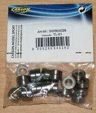 Carson 500904026/C904026 Ball Bearing Set for Tamiya TL01/GF01/WR-02/WR-02CB NIP