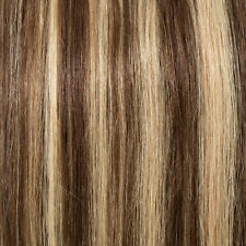 BEST Real Human Hair Clip In Remy Human Hair Extensions One Piece DIY WEFT K591
