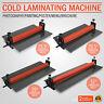 "Cold Laminator Laminating Machine Manual Roller Advanced Tech 25"" 29"" 39"" 51"""