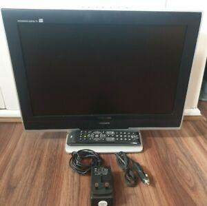 "19"" LCD 12v/240v(19W330DB) TOSHIBA tv - camping/motor home/camper van/boat."