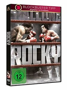 °ROCKY° Blu-ray Mit Sylvester Stallone 1976 3X OSCAR GEWINNER