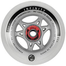 Powerslide Infinity RTR 84mm Wheels ABEC 9 Inline Skate Rollen Ready To Roll