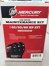 8A 8M0090558 Kit entretien moteurs 100 HEURES MERCURY et MARINER F50 / F60 EFI