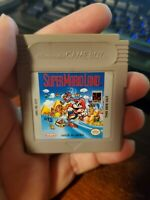 Super Mario Land Nintendo Original Gameboy Game Tested & Working authentic ship