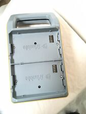 Trimble 59369-00 multi battery adapter for S series total stations W/ Hard Case