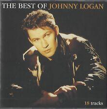 JOHNNY LOGAN / THE BEST OF * NEW CD * NEU *