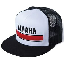 Yamaha Vintage Snap-back Hat by Factory Effex - One Size - Brand New