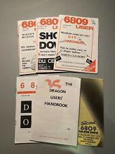 Dragon 32 / 6809 User Magazines