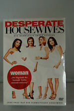 DVD - Desperate Housewives – Die komplette erste Staffel (Episoden 1-23) - OVP