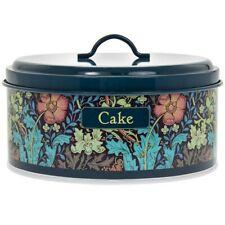 Compton Floral Design Metal Bakeware Baking Food Bread Cake Tin Storage Canister