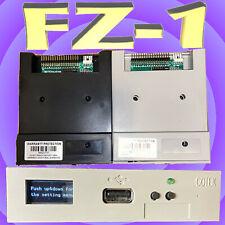 HxC Floppy Emulator With OLED Screen (Casio FZ-1 / FZ-10) + USB Drive