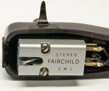 Vintage Fairchild Stereo SM-1 Phono Cartridge Garrard Shell needs tip for parts