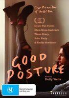 Good Posture (DVD) NEW/SEALED