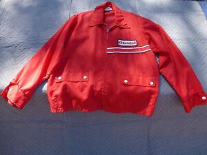 Kendall Vintage Racing Jacket-Mens Medium