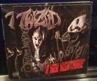 Twiztid - A New Nightmare CD w/ Special Cover blaze ya dead homie mickey avalon