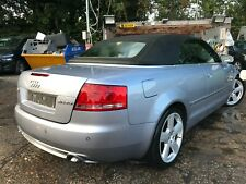 09 AUDI A4 CABRIOLET 2.0 TDI FINAL EDITION-CONVERTIBLE, LEATHER, NAV, 12 SERVS!!