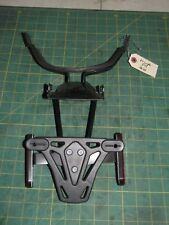 2010 Triumph 675 OEM License Plate Holder Assembly