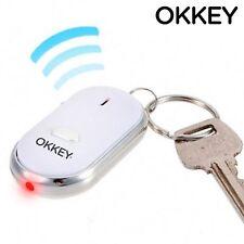 OkKey  Schlüsselfinder Keyfinder Schlüsselsucher Schlüsselorter mit LED Lampe