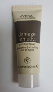 AVEDA DAMAGE REMEDY DAILY HAIR REPAIR 2 x 25ml = 50 ml natural