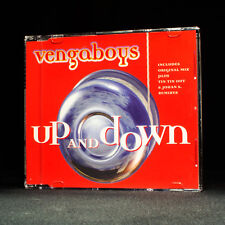 Vengaboys - Up Und Unten - musik cd EP