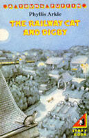 The Railway Cat And Digby (Young Puffin Books), Phyllis, Arkle, Very Good Book