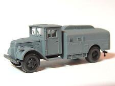 RK-Modelle Ford 3to V 3000 S Tankwagen grau Einheitsfahrerhaus 1/87 Wehrmacht